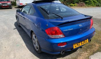 Hyundai Coupe 2005 Petrol Manual full