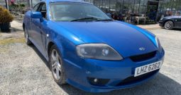 Hyundai Coupe 2005 Petrol Manual
