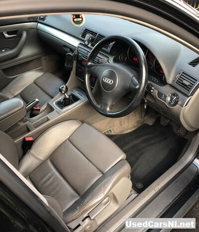 Audi A4 2002 Diesel Lisburn full