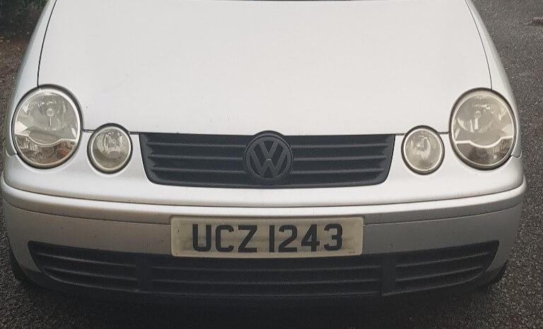 Volkswagen Polo 2003 Petrol Craigavon full