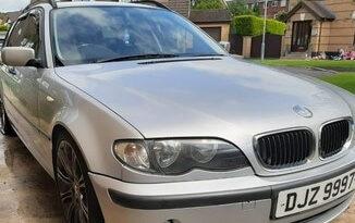 BMW 3 Series 2002 Diesel Belfast full