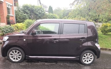 Daihatsu Other 2008 Petrol Belfast full