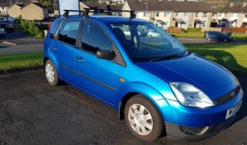 Ford Fiesta 2004 Petrol Dundonald full