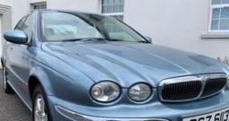 Jaguar X-Type 2003 Petrol Groomsport