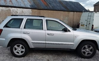 Jeep Grand Cherokee 2005 Diesel Dungannon full