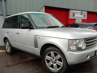 Land Rover Range Rover 2003 LPG Autogas Portadown full