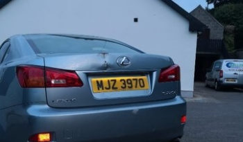 Lexus IS-Series 2007 Diesel Newry full