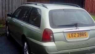 Rover 75 2004 Diesel Newtownabbey full