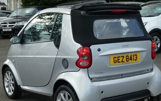 Smart Fortwo 2006 Petrol Glengormley full
