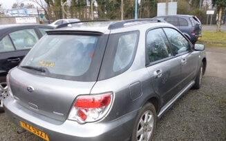 Subaru Impreza 2007 Petrol Antrim full