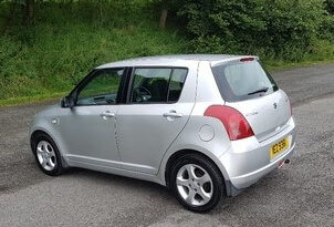 Suzuki Swift 2006 Petrol Dundonald full