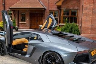 Lamborghini Aventador 2012 Petrol Dungannon full