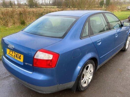 Audi A4 2001 Diesel Ballymena full