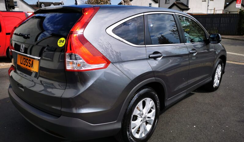 Honda CR-V 2014 Diesel Templepatrick full