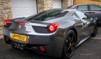 Ferrari 458 2012 Petrol Warrenpoint full