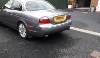 Jaguar S-Type 2007 Diesel Belfast full
